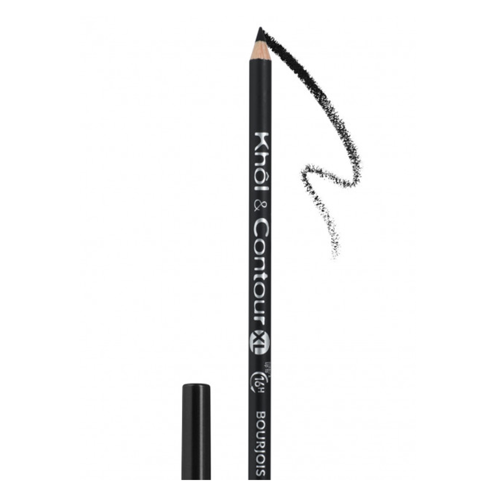 Bourjois Paris Khol Contour Xl Eye Pencil 001 black