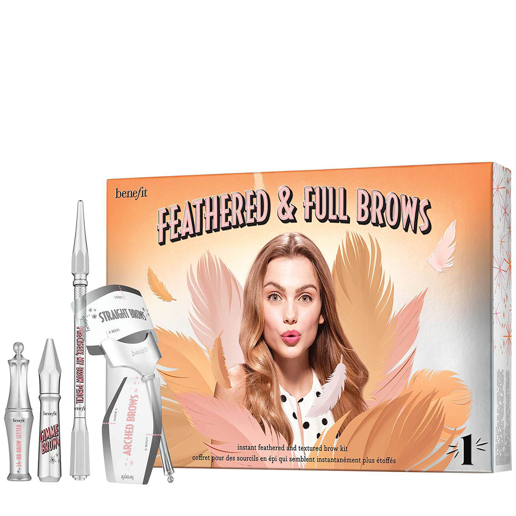 Benefit Feathered & Full Brow 01 Light Kit