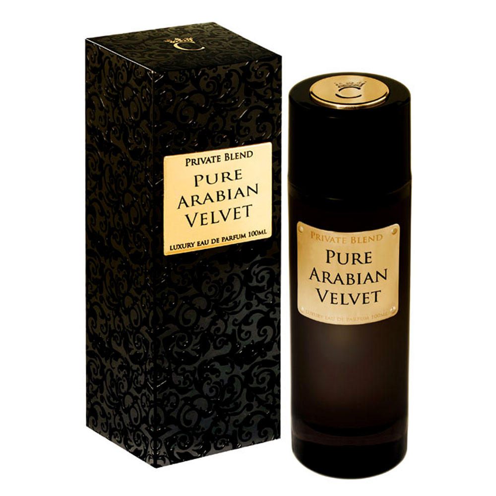 CHKOUDRA private blend pure arabian velvet EDP 100ml